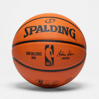 Баскетбольний м'яч Spalding NBA GAMEBALL REPLICA OUTDOOR 83385Z