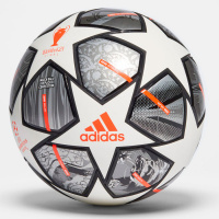Футбольний м'яч Adidas FINALE 21 20TH ANNIVERSARY COMPETITION BALL №4 GK3467 GK3467