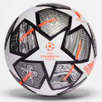 Футбольний м'яч Adidas FINALE 21 20TH ANNIVERSARY LEAGUE BALL №4 GK3468 GK3468