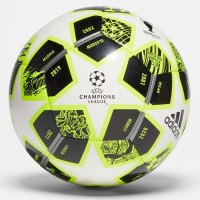 Футбольний м'яч Adidas FINALE 21 20TH ANNIVERSARY CLUB BALL №4 GK3472 GK3472