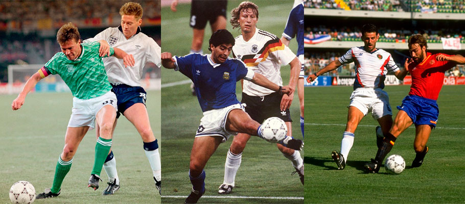 1990 World Cup in Italy