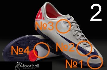 Оригинальные Nike Mercurial Victory II IC ... 804778c4defab