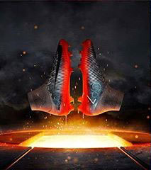 Бутсы Роналдо с носком nike MERCURIAL SUPERFLY V CR7 CHAPTER 4 - FORGED FOR GREATNESS
