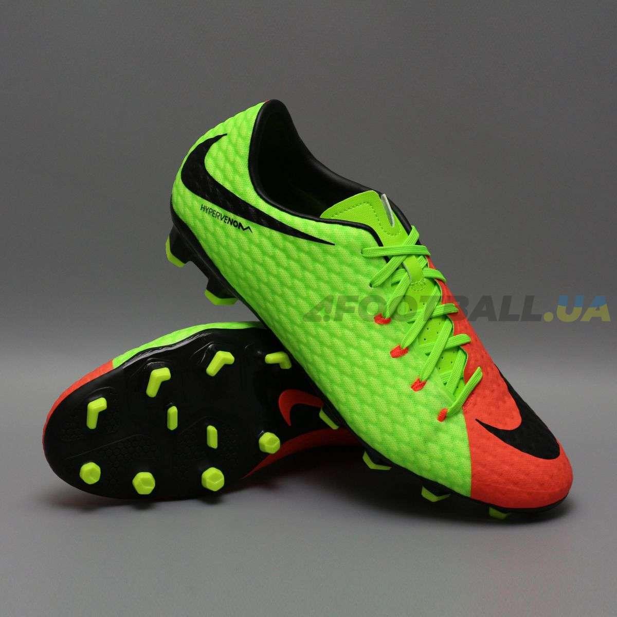 🥇 Купить футбольные бутсы Nike HyperVenom Найк Гипервеном   Цена ... 0099022a1f2
