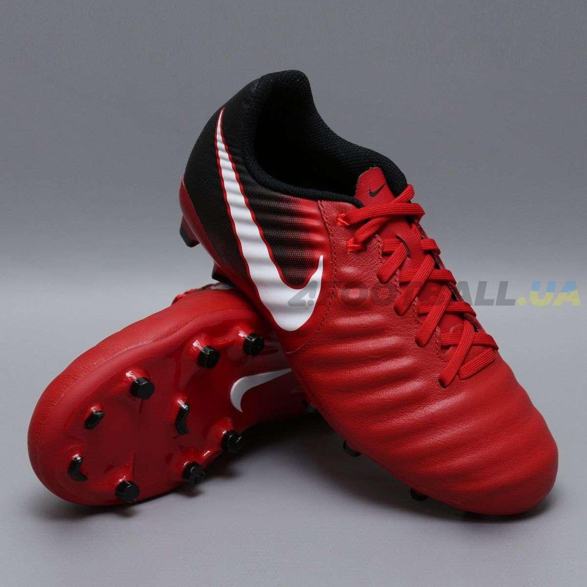 6cb2e914 Детские бутсы Nike Tiempo — купить футбольные бутсы Найк Темпо для ...