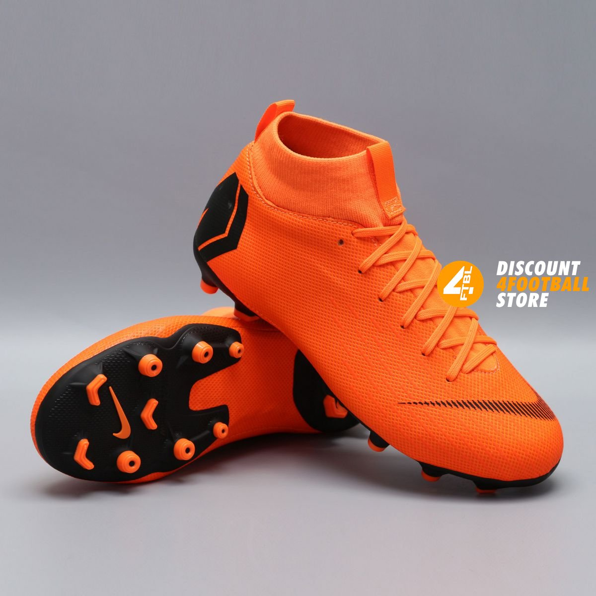 Детские бутсы Nike Mercurial SUPERFLY ACADEMY AH7337-810 5256fff452ca4