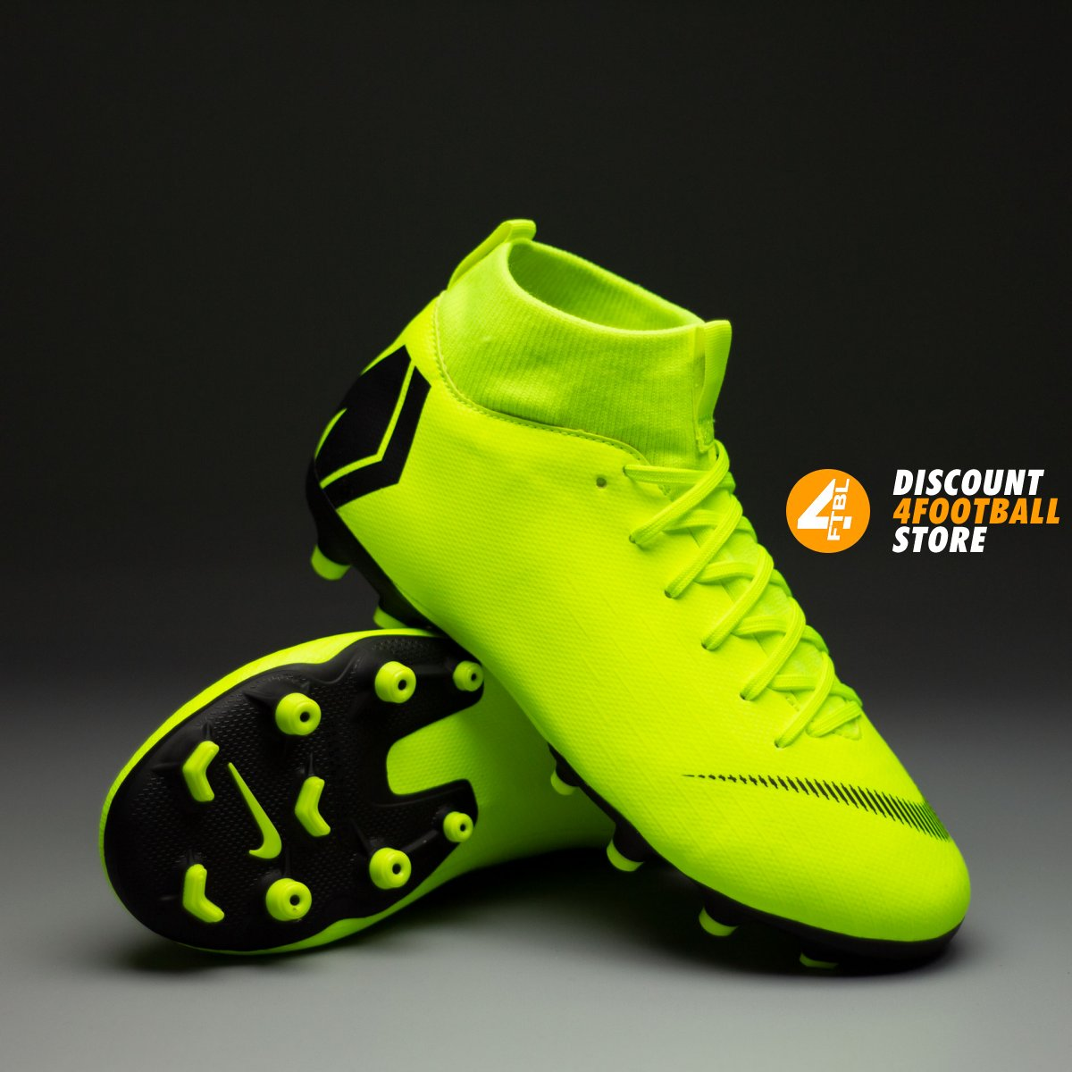Детские бутсы Nike Mercurial Superfly Academy AH7337-701 558be0f104707
