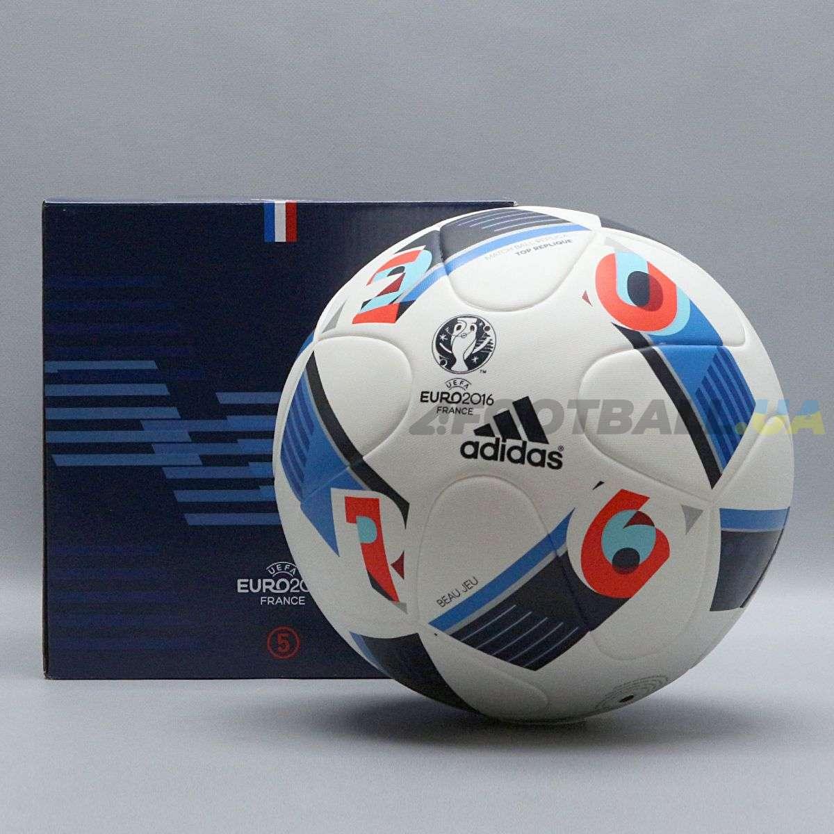 Футбольный мяч Adidas Beau Jeu TopTraining №5  fe6ac8de7ca54