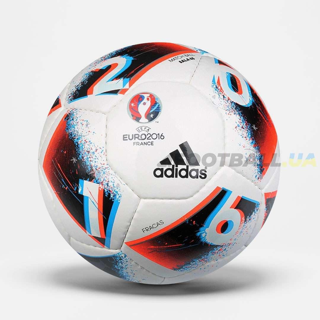 Футзальный мяч Евро 2016 Adidas Sala ... f86c5f5069024