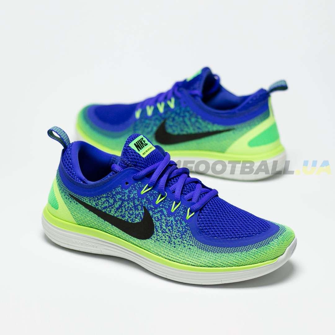 d032f6c20102 Кроссовки для бега Nike FREE RN DISTANCE 2   LUNARLON   863775-400