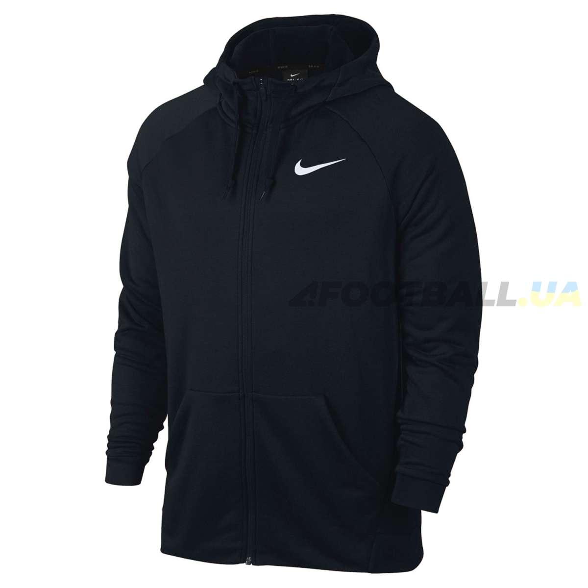 8231a750057c Легкое тонкое худи на молнии Nike Training Dri-FIT 860465-010   100%  Полиестер