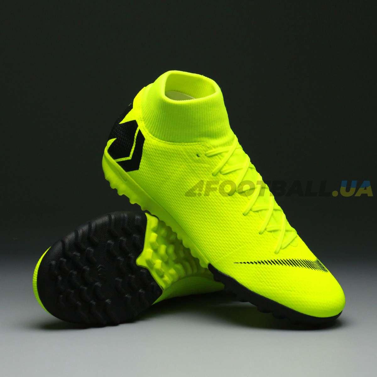 6c39faac Бутсы Nike Mercurial Superfly — купить футбольные бутсы Найк ...