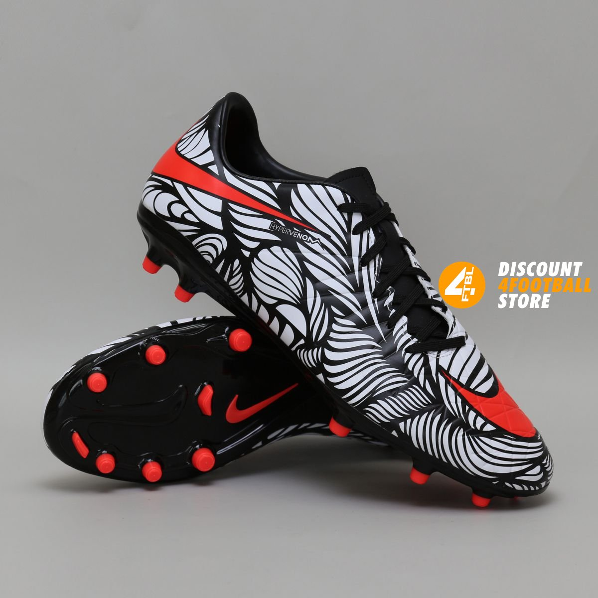 9a8f5eb1 Бутсы Nike Hypervenom Phelon 2 FG Neymar Limited Edition (820113-061) ...