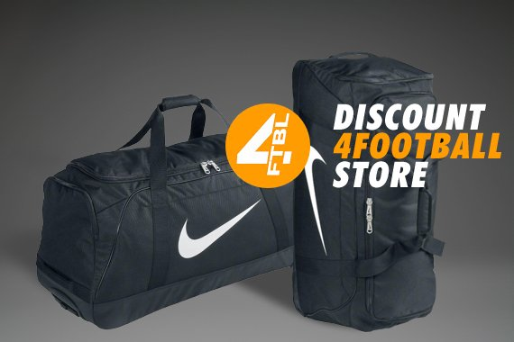 66684d617fe7 Сумка дорожная на колесах Nike CLUB TEAM ROLLER BAG купить у ...