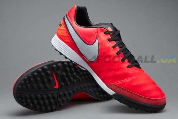 3bd4d7af Сороконожки Nike TIEMPO MYSTIC V TF - Coral купить на 4football™ в ...
