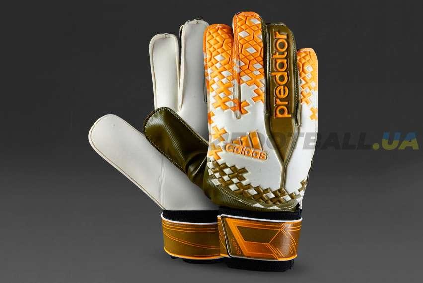 🏆 Вратарские перчатки adidas Predator Training GK Gloves  e6fc1134cb34f