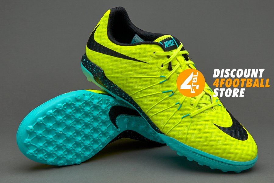 f292d22ab1ec Сороконожки Nike HYPERVENOMX FINALE TF - Lemon   749888-700 — купить ...