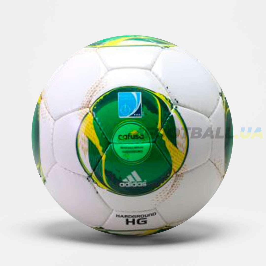 1ee2ce6baedc1 🥇 Футбольный мяч повышенной прочности Adidas Cafusa HG  4 - ПолуПро ...
