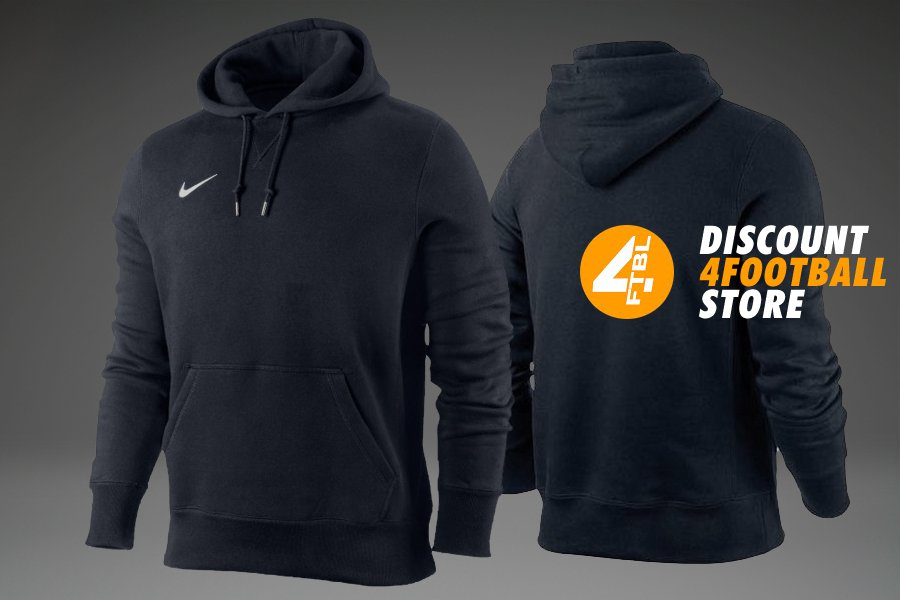 a809fd43 Толстовка Nike Core Fleece Hoodie | 454799-451 купить на 4football ...