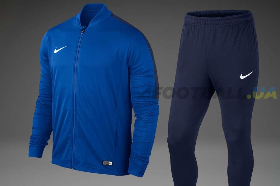 94357346 Легкий подростковый тренировочный костюм Nike Academy Dri-Fit Knit  Tracksuit | 808760-463 ...