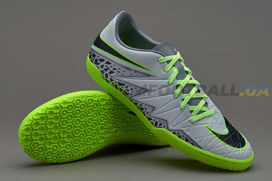911b50db Футзалки Nike Hypervenom Phelon 2 IC 749898-003 Carambol купить на ...