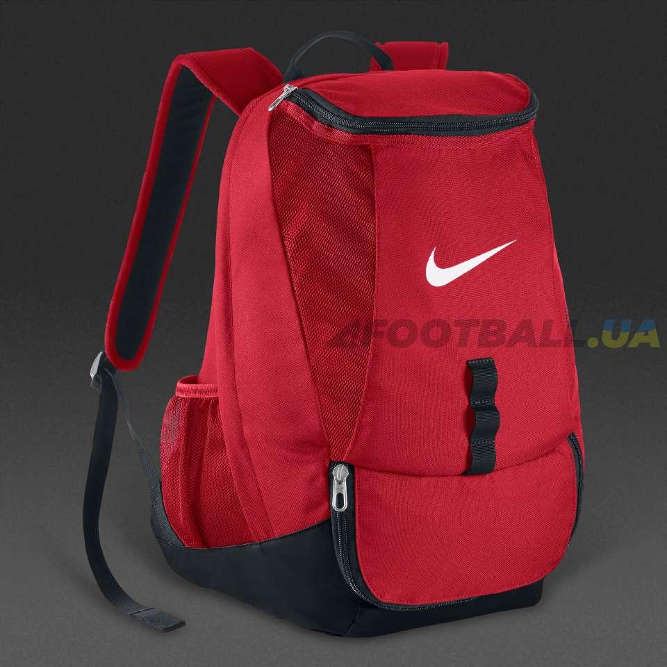 7a0c9790 Рюкзак футбольный NIKE CLUB TEAM M BA5190-657 (RED) купить на ...