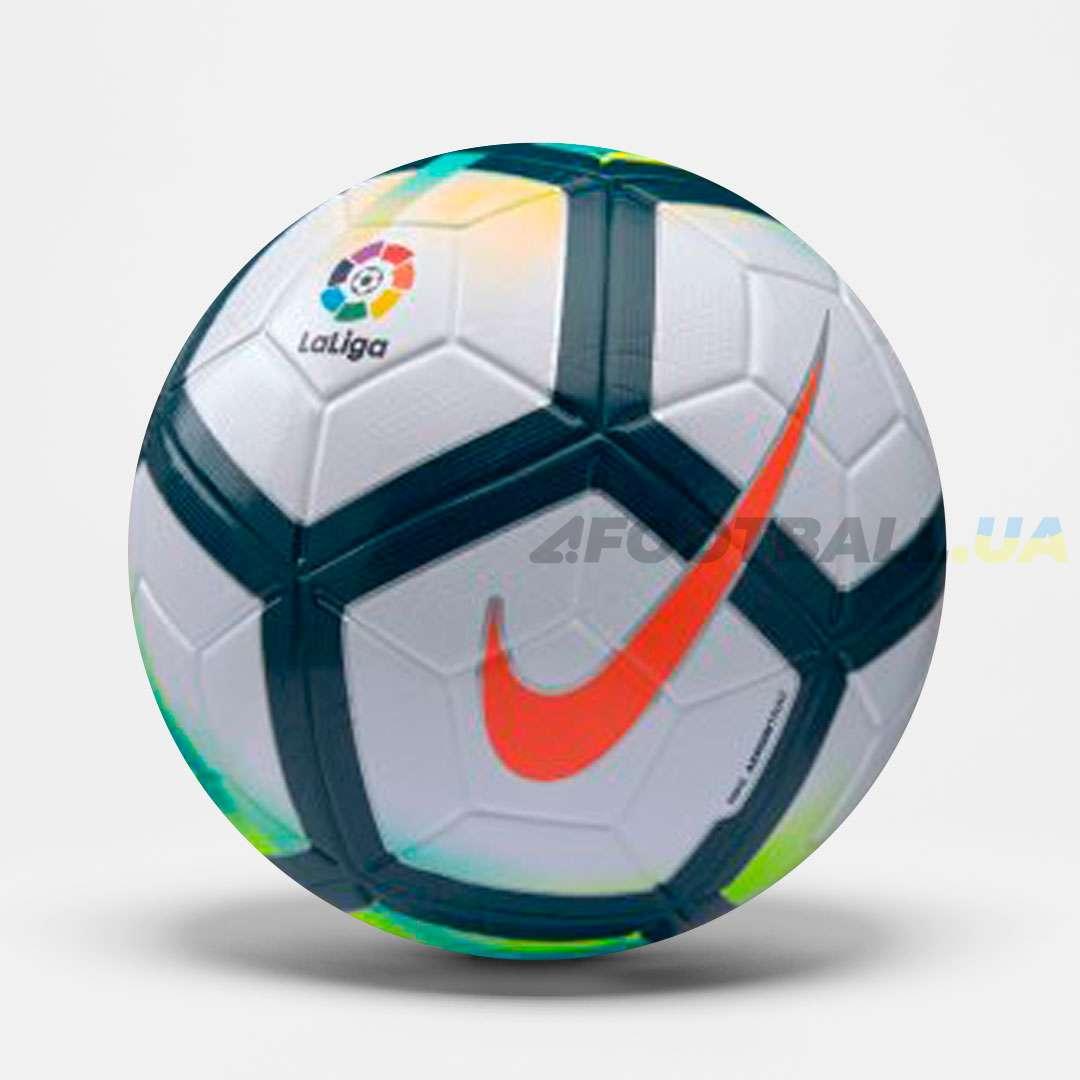 d58977fe Футбольный мяч NIKE ORDEM 5 LA LIGA SC3131-100 купить на 4football ...