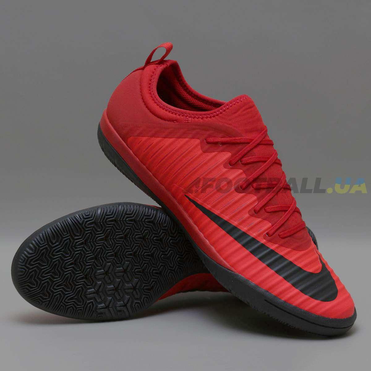 5bca49682abc46 Футзалки Nike MercurialX Finale II IC 831974-616 RED купить на ...