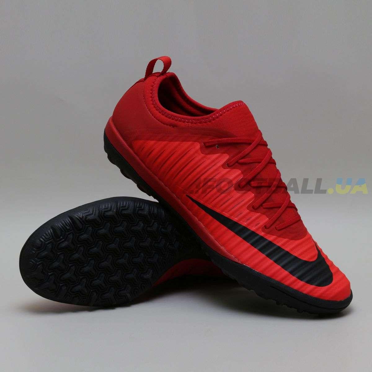 63321fad2db Сороконожки Nike MercurialX Finale II TF 831975-616 RED купить у ...
