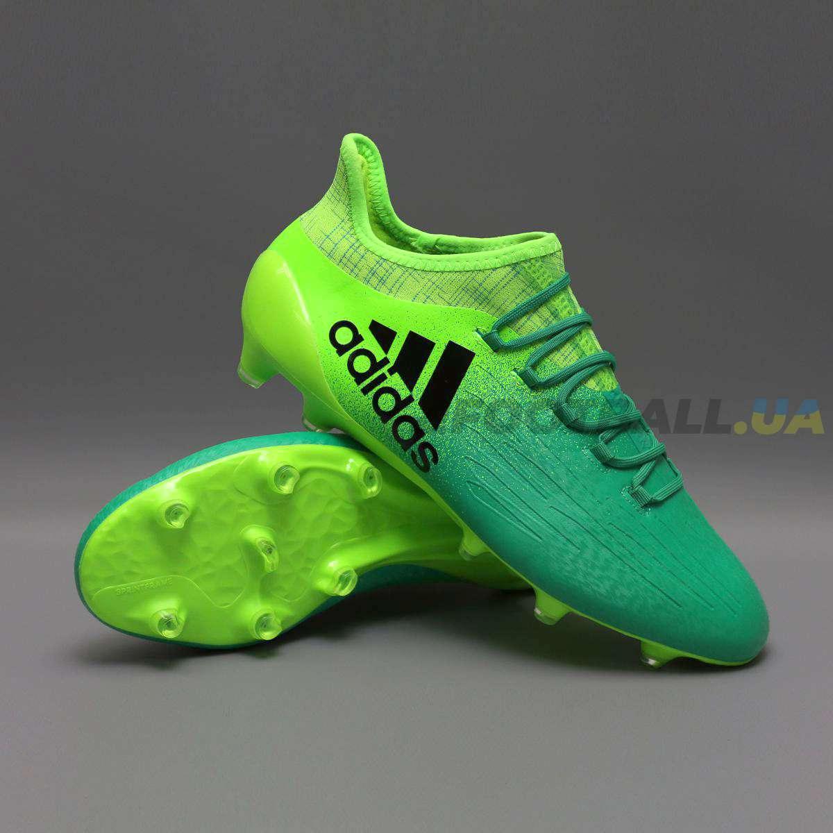 2e571f5e БУТСЫ ADIDAS X 16.1 FG BB5839 | Ultra Lime купить на 4football™ в ...