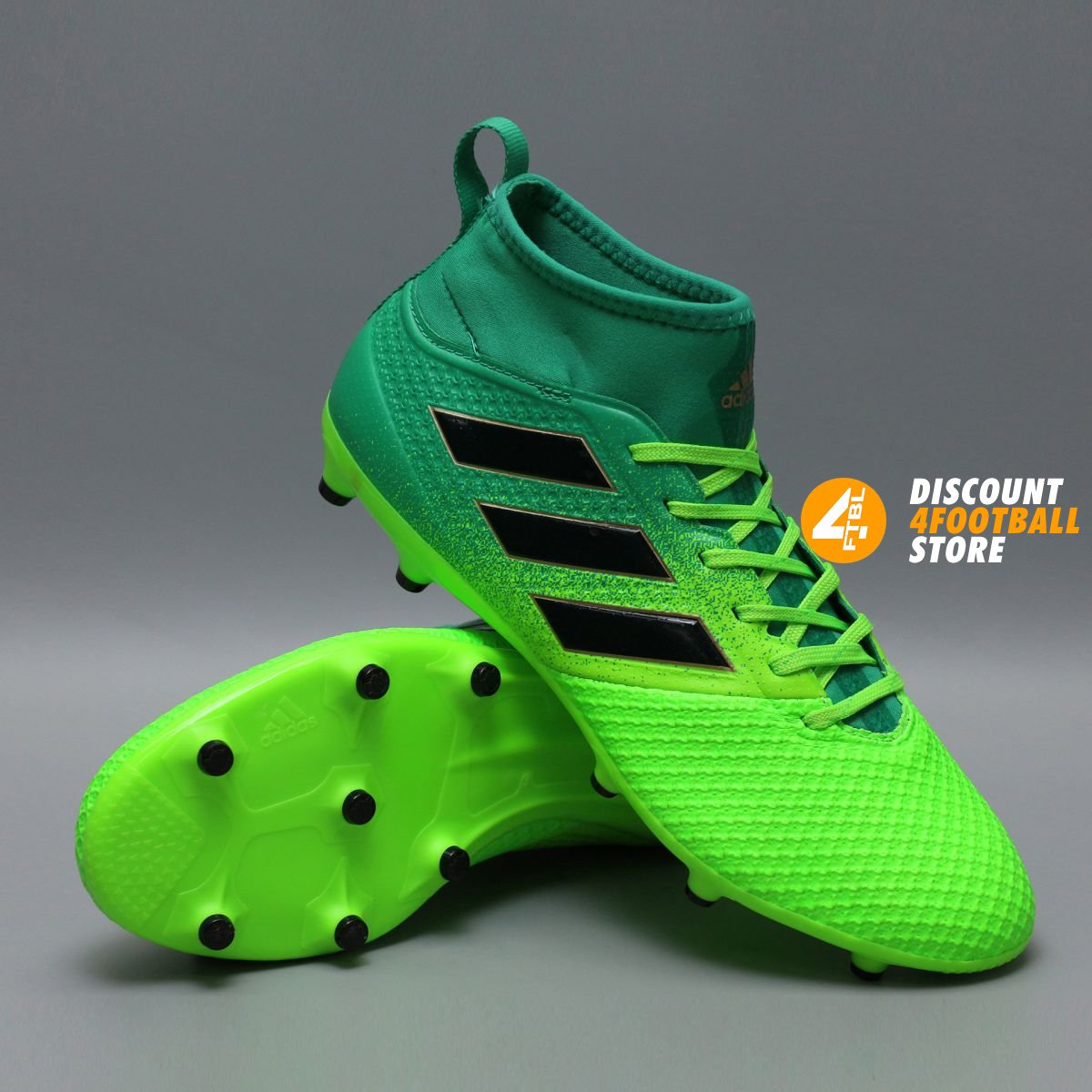 Бутсы ADIDAS ACE 17.3 PRIMEMESH FG BB1016 ultra green — купить в ... 0b02c74fcd0