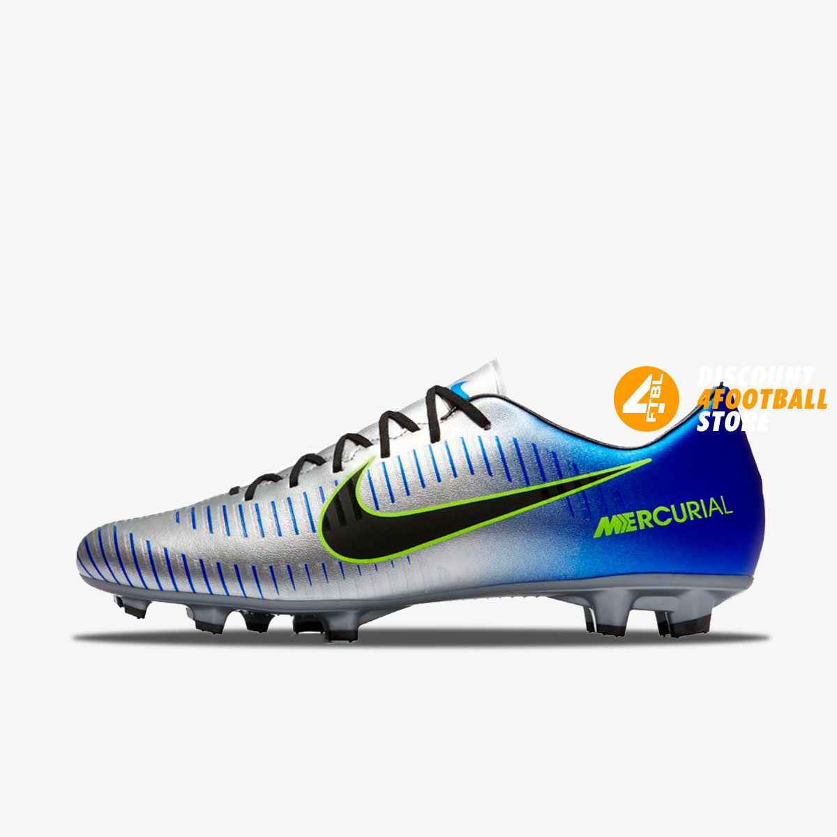 cb31e0a1 Бутсы nike mercurial victory NEYMAR-R9 921509-407 Chrome|Blue купить ...