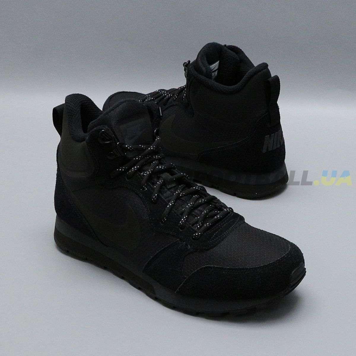 c8e580b6a40e Зимние кроссовки Nike Md Runner 2 Mid Premium 844864-004 — купить в ...