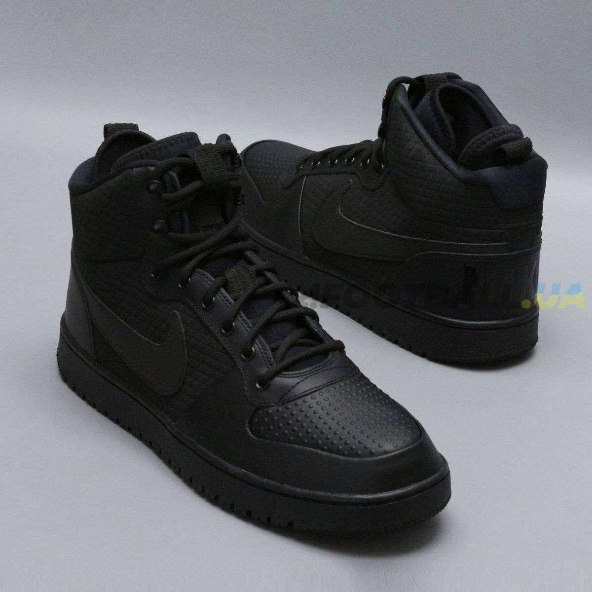 993d3f0d0952 Зимние кроссовки Nike Court Borough Mid Winter AA0547-002 — купить в ...
