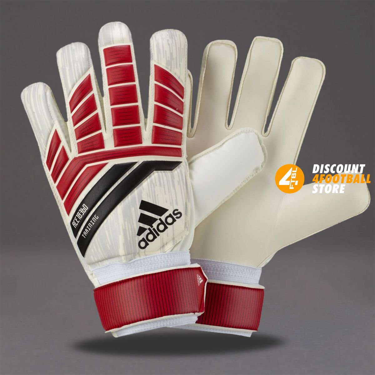 🥇 Вратарские перчатки adidas Predator 18 Training CF1366  02151958a02b1