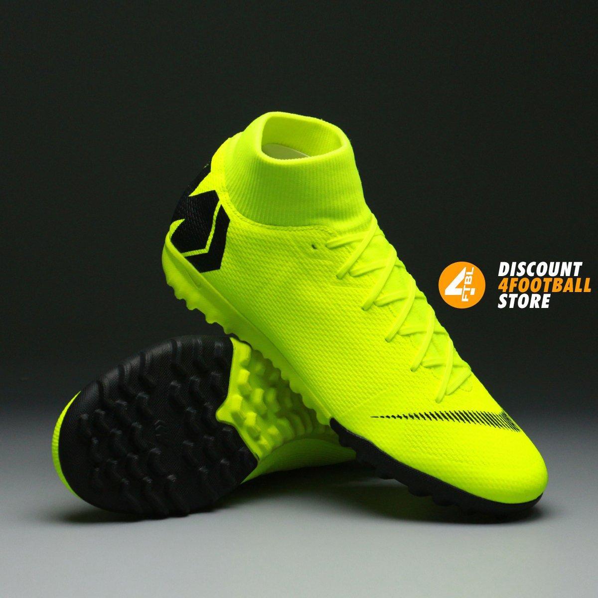 d65ee1c799a5be Сороконожки Nike Mercurial Superfly Academy AH7370-701 купить на ...