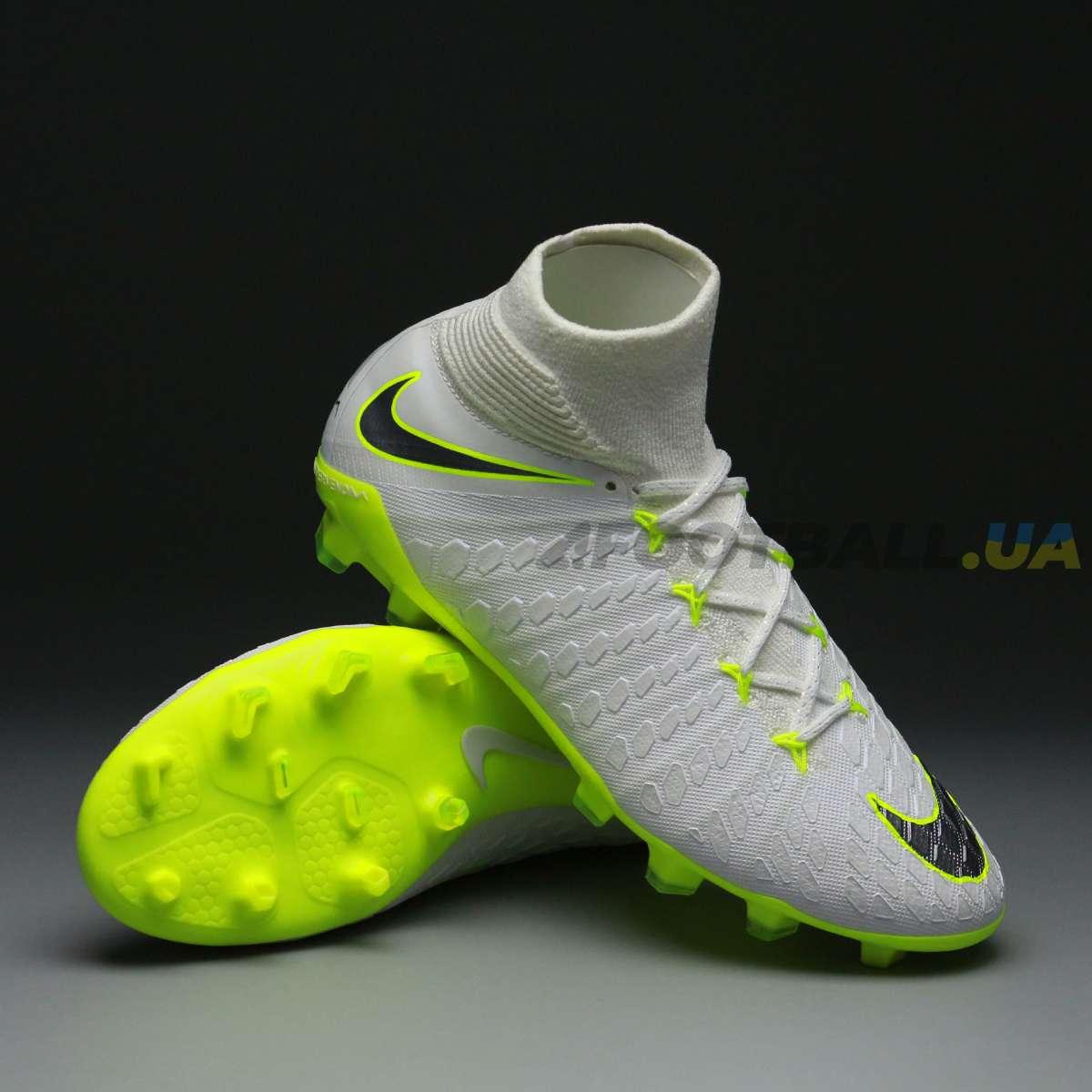 a1ef9841 Детские бутсы Nike HYPERVENOM ELITE AJ3791-107 купить на 4football ...