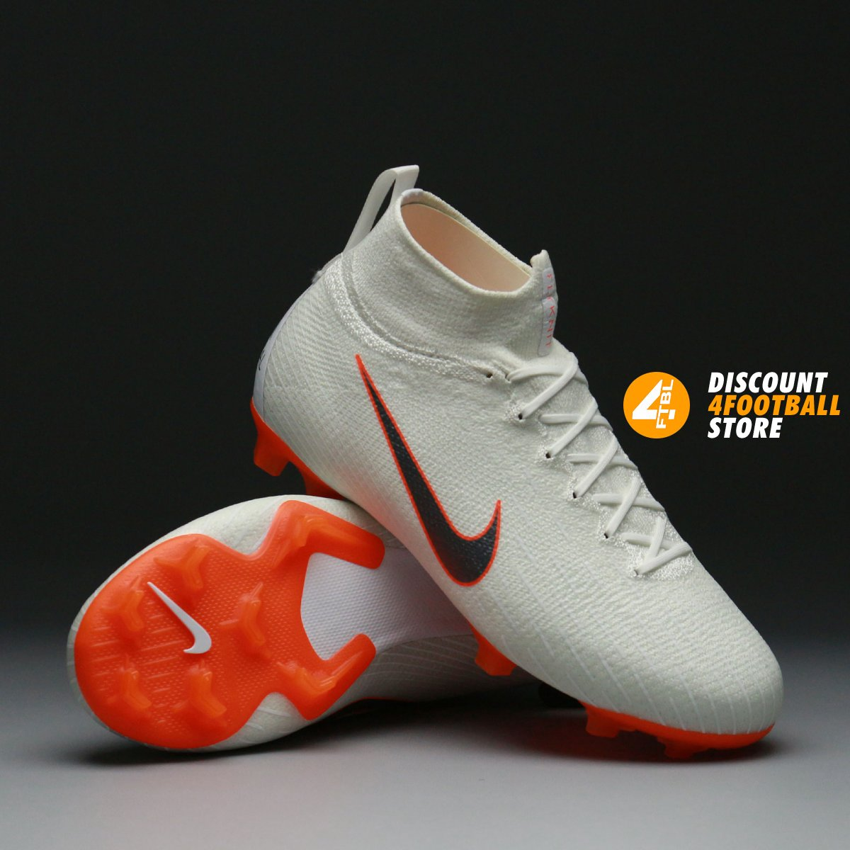 877bfbb5 Детские бутсы Nike Mercurial SUPERFLY ELITE AH7340-107 купить на ...