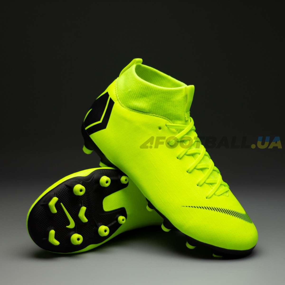 773c39eb Детские бутсы Nike Mercurial Superfly Academy AH7337-701 купить на ...
