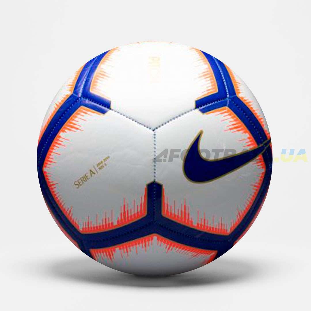 gorące produkty najlepiej tanio Data wydania: ▷ Футбольный мяч Nike Pitch Serie A SC3374-100 №4 — ТОП ...