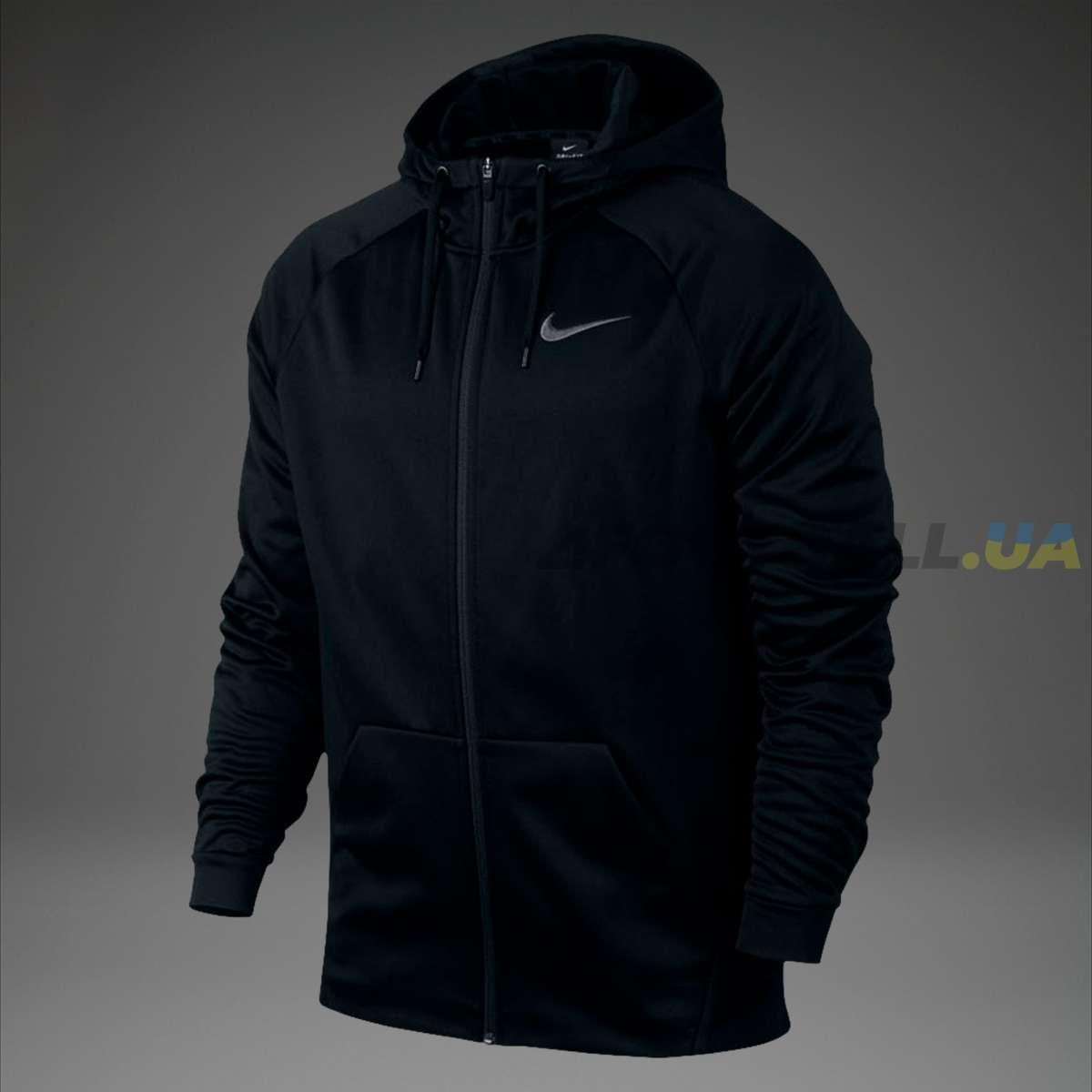 9f6ad9bc Плотное теплое худи на молнии Nike Therma Training Full-Zip Hoodie  800187-010 ...