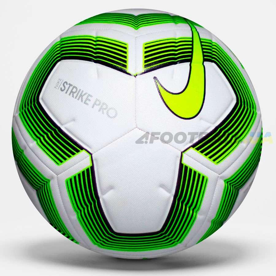 e9a13107 Футбольный мяч Nike Strike FIFA SC3539-100 №5 купить на 4football ...