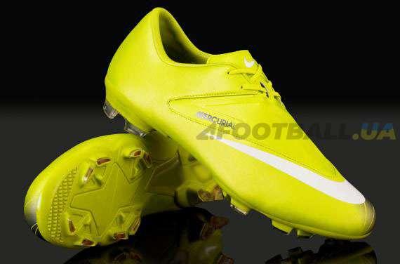 5e9da888 Детские бутсы Nike Mercurial Glide FG (Кактус) купить у надежного ...
