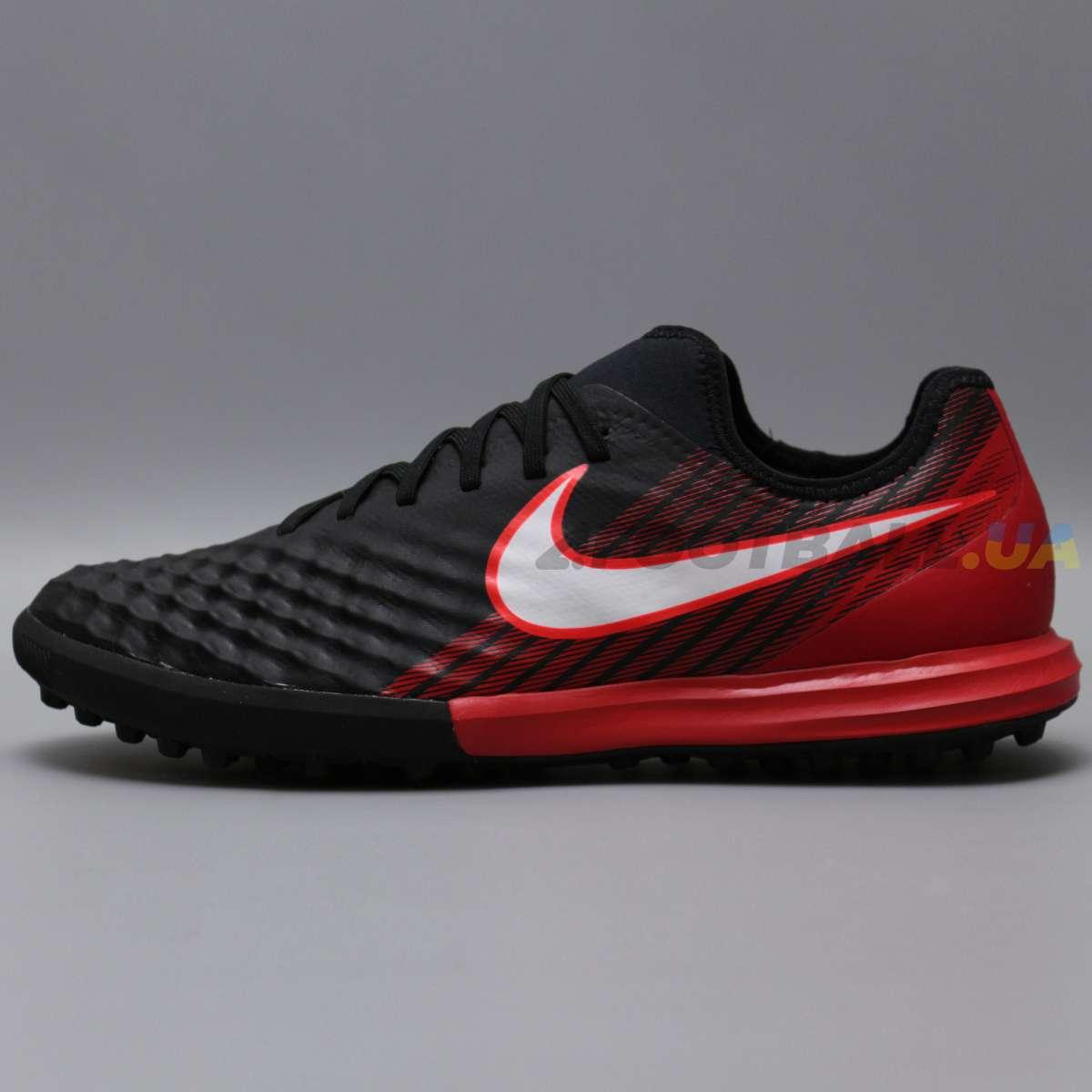 636354b4 Сороконожки NIKE MAGISTAX FINALE II TF 844446-061 black-red купить ...