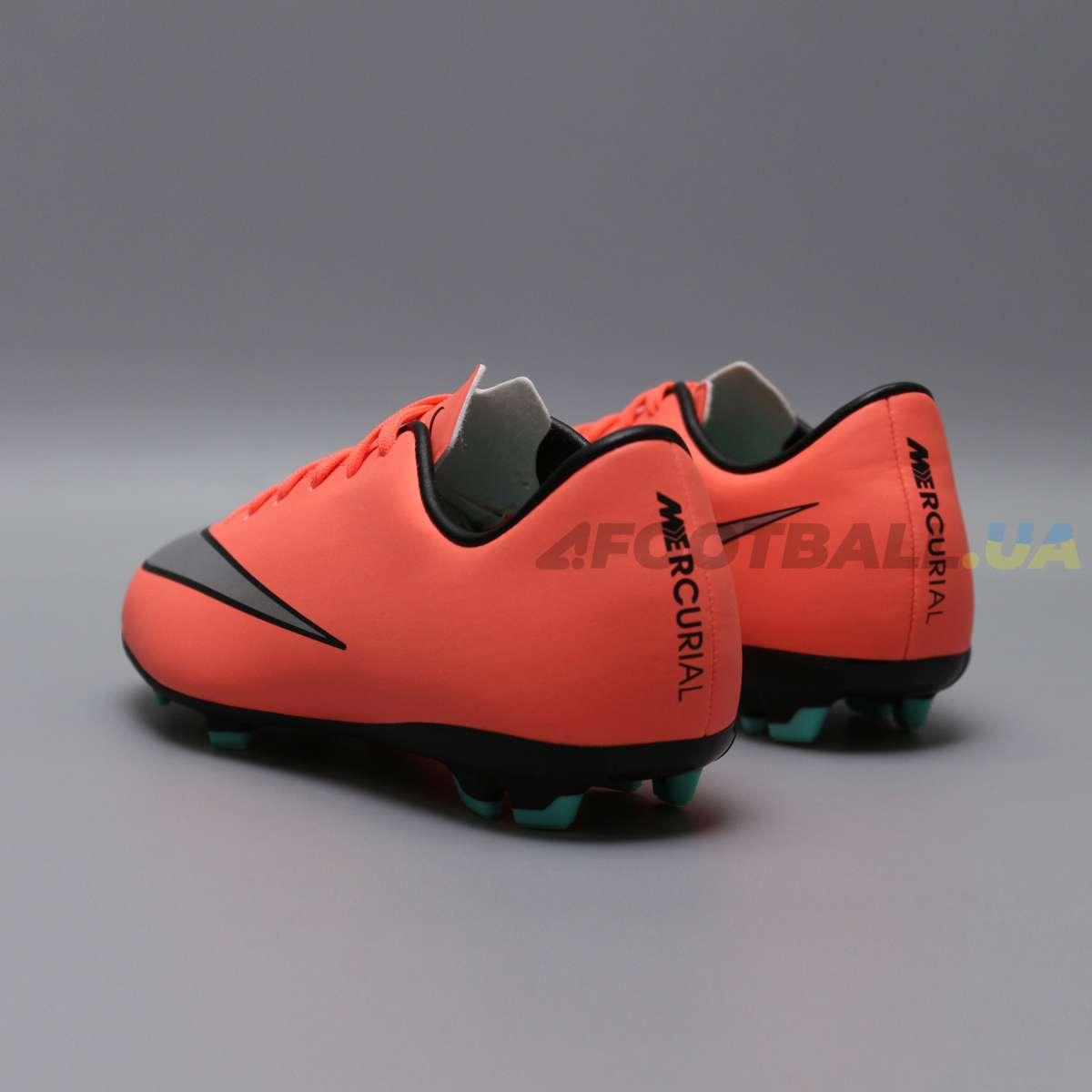 Детские бутсы Nike Mercurial Victory V FG - Mango — купить в ... 297e959e57d0a