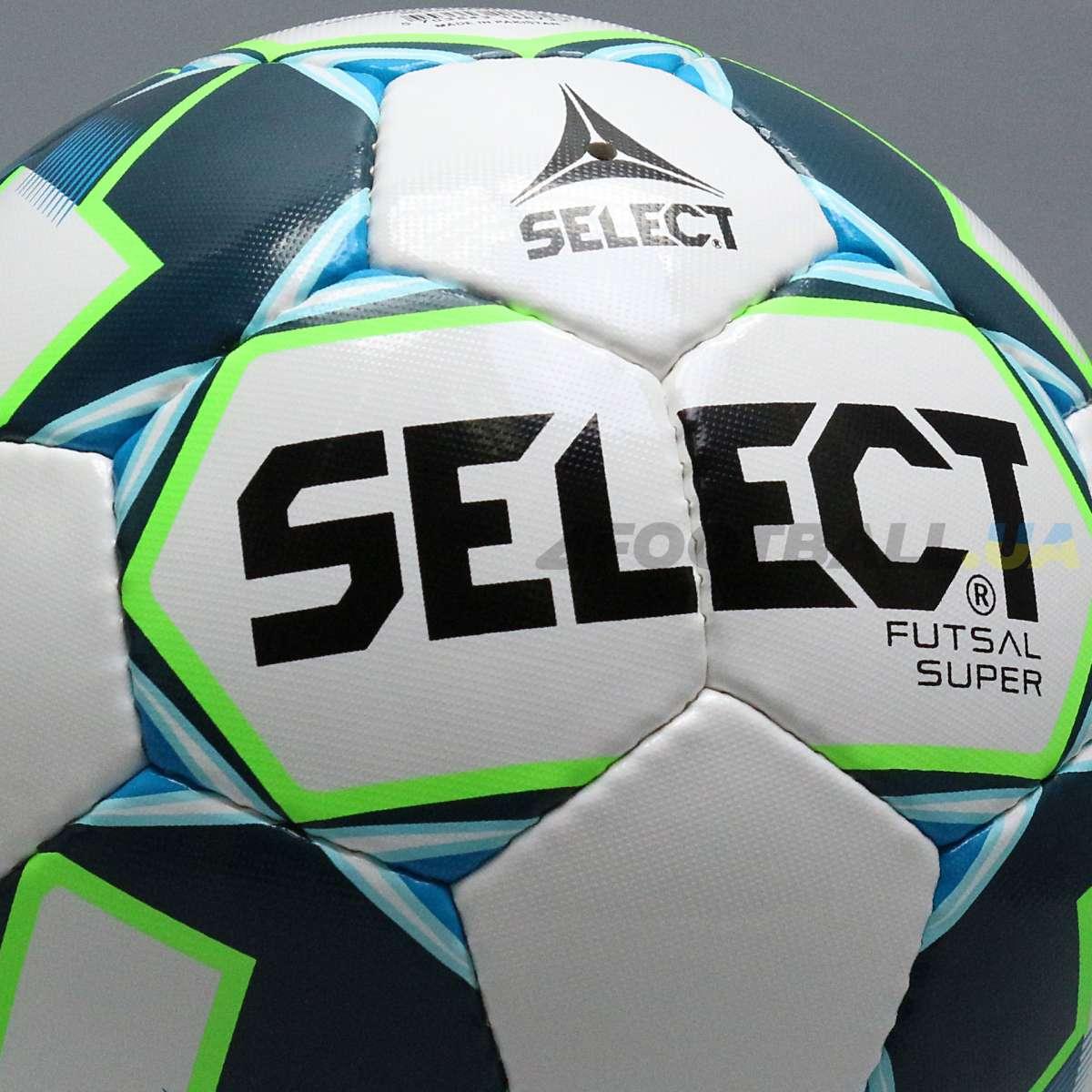 🥇 Мяч для футзала Select Futsal SUPER FIFA 2018 купить на 4football ... 4efed7299b108