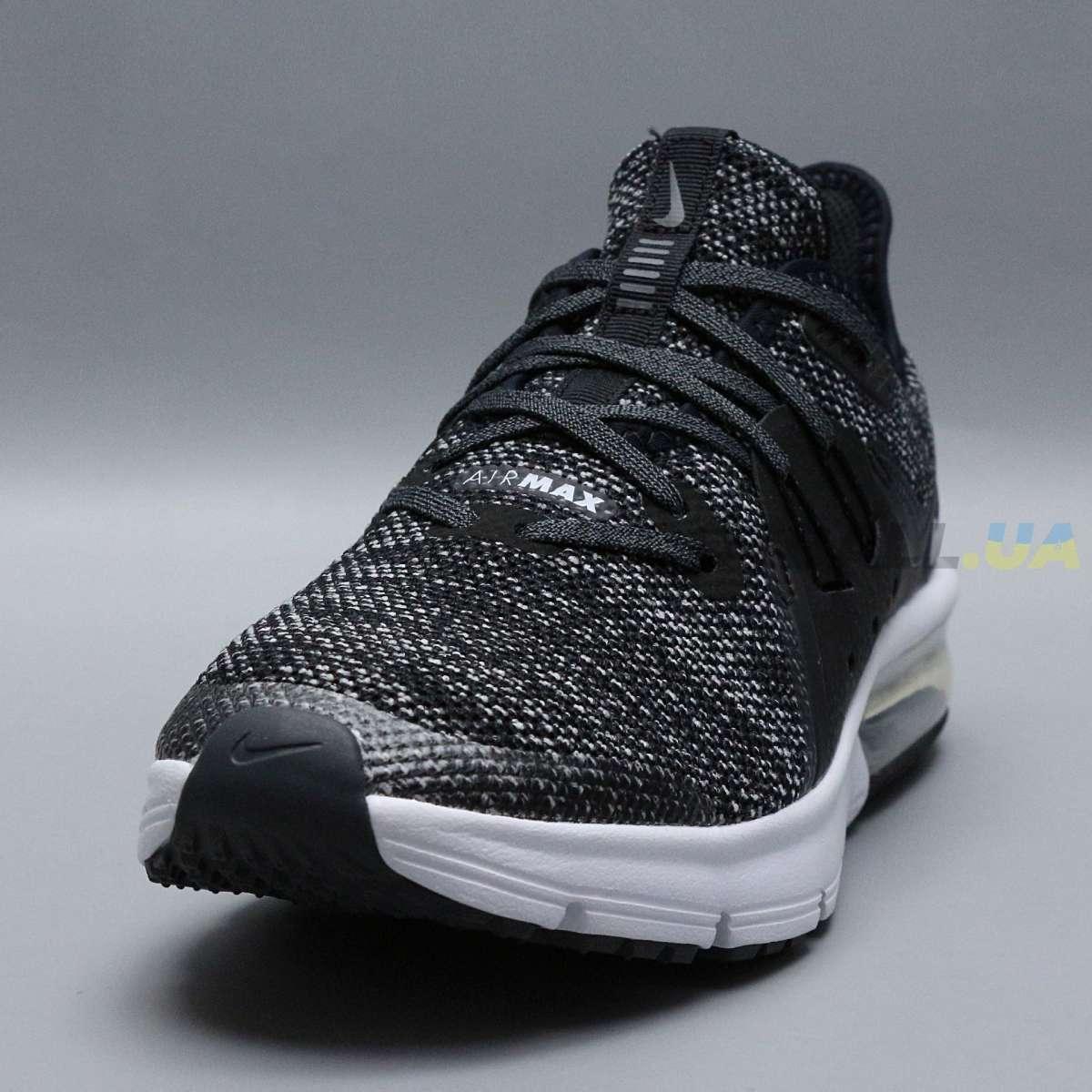 ebf1459d Детские кроссовки Nike Air Max Sequent 922884-001 купить на ...