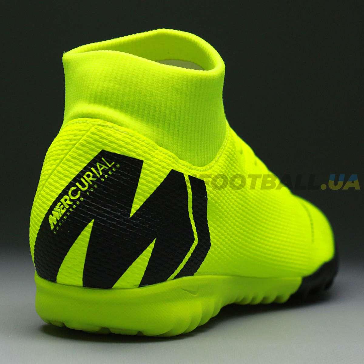 ... Сороконожки Nike Mercurial Superfly Academy AH7370-701 9 ... fa1f4dc57f5d2