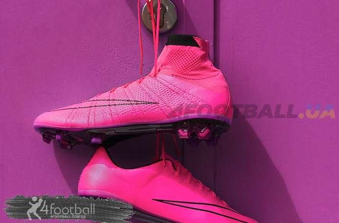 407dd5a5 Бутсы Nike Mercurial SuperFly FG - Малина купить на 4football™ в ...
