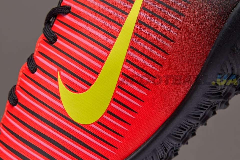 ... Детские сороконожки Nike JR MERCURIALX VAPOR XI TF - Cherry   831949-870  4 ... 5a809b0cf9d